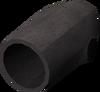 Cannon barrels detail