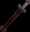 Lucky dragon 2h sword detail
