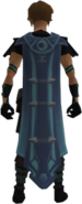 Lunarfury Cape (Tier 1) equipped