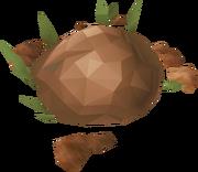 Suspicious mound