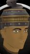 Lightning rod hat chathead