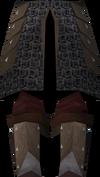 Vanguard legs detail