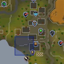Guard in tree location