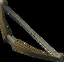 Ogre bow detail