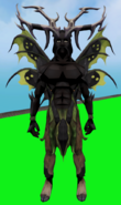 Satyr Outfit equipped (male)