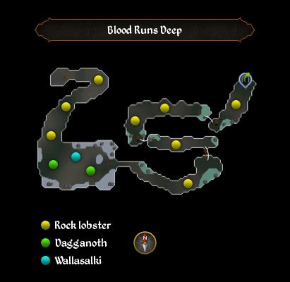 Blood Runs Deep map