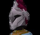 Rune heraldic helm (Dragon)