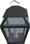 Candle lantern detail