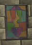 Guthix stained glass.png