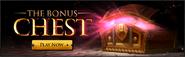 Bonus chest lobby banner