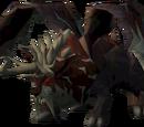 Giant wolpertinger