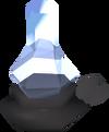Oil lamp (oil) detail
