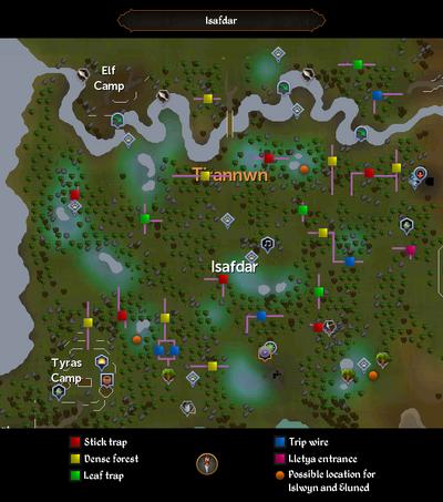 Isafdar map