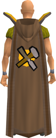 File:Retro hooded crafting cape equipped.png