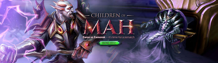 Children of Mah head banner