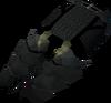 Guthan's chainskirt detail