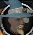 Wizard Edvin chathead