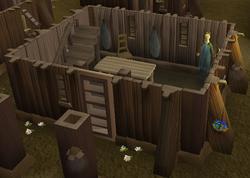Moon Clan General Store interior