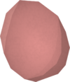 Magical bunny egg detail