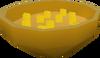 Sweetcorn (bowl) detail