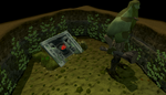 Varrock Sewers Resource Dungeon entrance