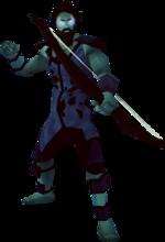 Wight ranger (Heart of Gielinor)
