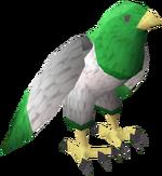 Guthix bird pet