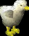 Guthix chick pet.png