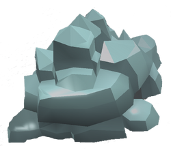 Stealing Creation large rock