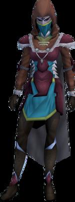 Moia (masked)
