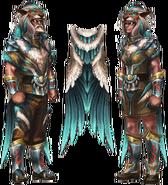 Skypouncer Outfit concept art