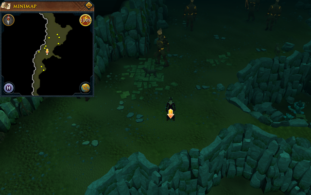 File:Scan clue Brimhaven Dungeon upper level south of fire giant area.png
