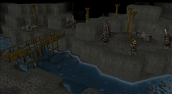 Black Knights' Catacombs view