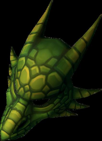 File:Green dragon mask detail.png