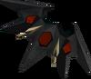 Infernal bowstaff detail