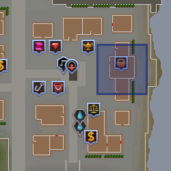 Shopkeeper (Menaphos) location