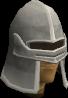 Iron full helm chathead