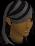 Shadow Ozan's hair chathead (female)