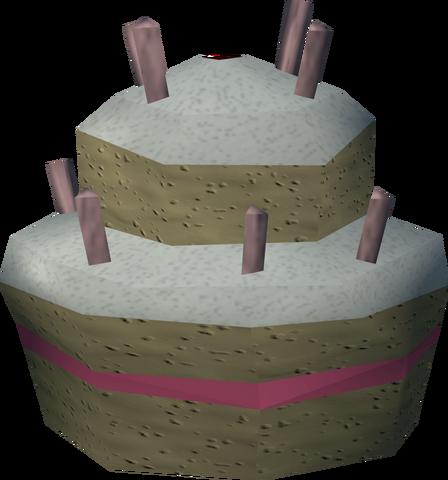 File:Celebration cake (unlit) detail.png