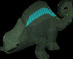 Baby chameleon (Zanaris)