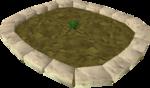 Enriched snapdragon plant 1