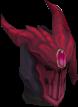 Refined Anima Core helm of Zamorak chathead
