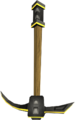 Gilded iron pickaxe detail.png