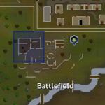 Movario's base entrance location