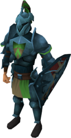 Rune heraldic armour set 4 (lg) equipped