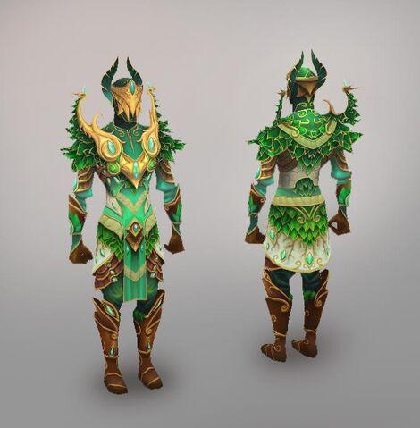 File:Elven city melee warrior model art.jpg