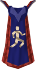 Agility cape (t) detail old