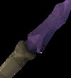 Moia's dagger detail