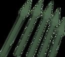 Adamant bolts (unf)