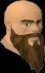 Dwarven Boatman chathead old